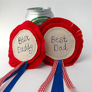 Father's Day Rosette