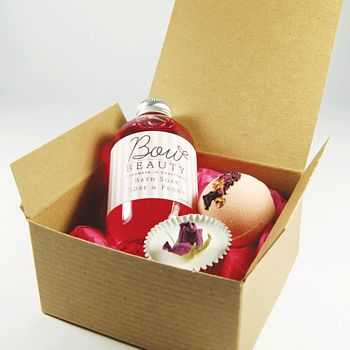 Pamper Me Bubbles Gift Box