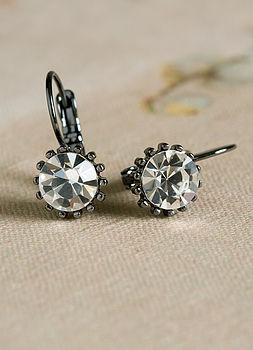 Mati Crystal Earrings