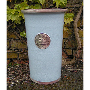 Kew Royal Botanical Gardens Cylinder Vase - living & decorating