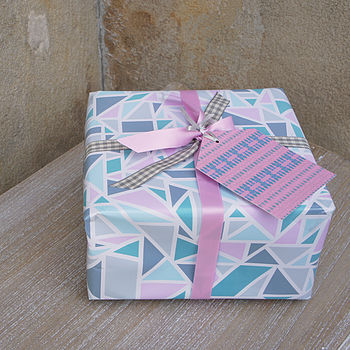 Wrapped Parcel
