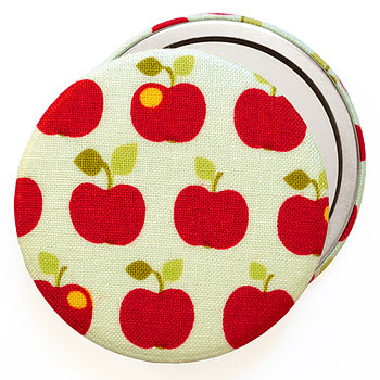 Teacher Gift Apple Compact Mirror
