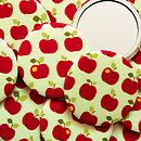 Teacher Christmas Gift Apple Compact Mirror