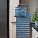 Isabella Blue Ironing Board Cover