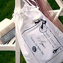 Personalised Laundry Travel Bag