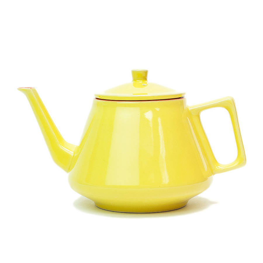Ceramic Union Teapot By Nom Living Notonthehighstreet Com