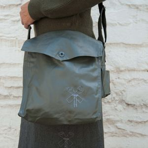 Eastern Bloc Messenger Bag - womens