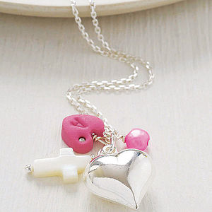 Christening Necklace - christening gifts