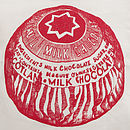 Tunnocks Teacake Canvas Tote Bag