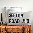 Sefton Road Example