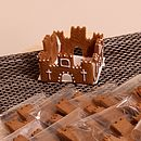 Gingerbread Castle Decorating Kit