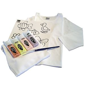 Paint Your Own Pyjamas - clothing