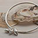 Newlyn Cluster Bangle