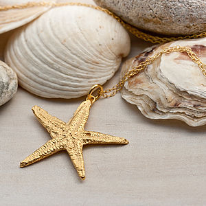 Starfish Necklaces - gifts for teenage girls