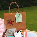 Wedding/Party Activities Bag For The Little Ones