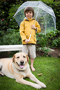 Childrens Raincoat - jackets & coats