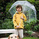 Childrens Raincoat