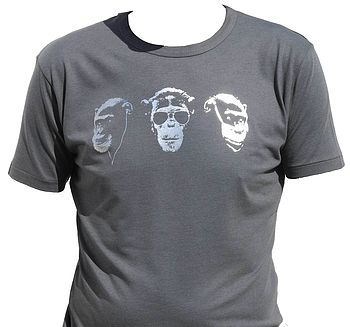 Special EditionThree Wise Monkeys T-Shirt