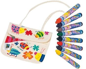 Decorate Your Own Purse Craft Kit