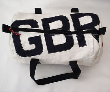 GBR Sailcloth Kit Bags