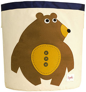 Big Bear Storage Bin - children's furniture