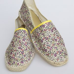 Liberty Print Espadrilles - shoes