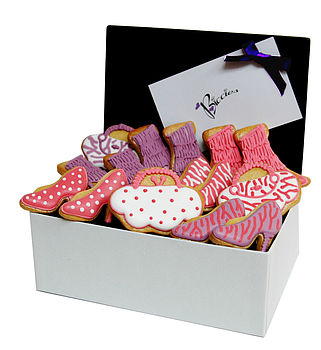 Fashionista Biscuit Box