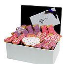 Fashionista Biscuit Box