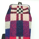 Lambswool Glasses Case