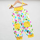 Easter Chick Playsuit