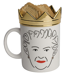 Queen Mug With Crown