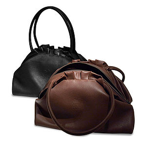 Burstock Leather Handbag - mother's day gifts