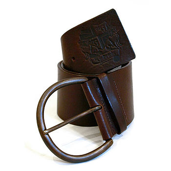 Whitchurch Leather Ladies Belt