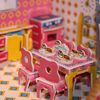 Poppy's Playhouse Kitchen