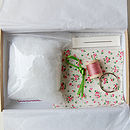 Make Your Own Cupcake Keyring Craft Kit