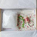 Make Your Own Cupcake Keyring Craft Kit