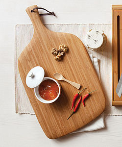 Artisan Bamboo Cutting & Serving Boards