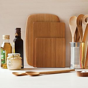 Undercut Chopping And Serving Boards