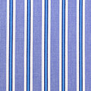 Dark blue and white stripe