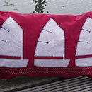 Optimist Boat Cushion