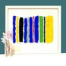 Abstract Fine Art Screen Prints