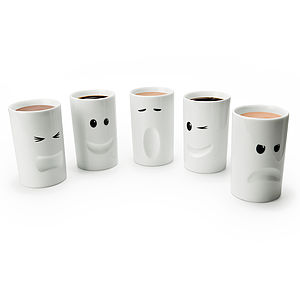 Mood Mugs - kitchen