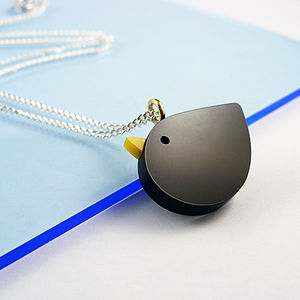 Blackbird Necklace - necklaces & pendants