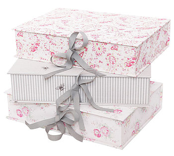 Keepsake Box File