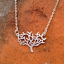 Blossom Tree Necklace