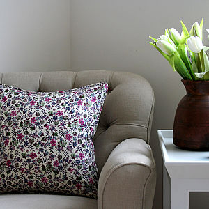 Josephine Cushion Purple