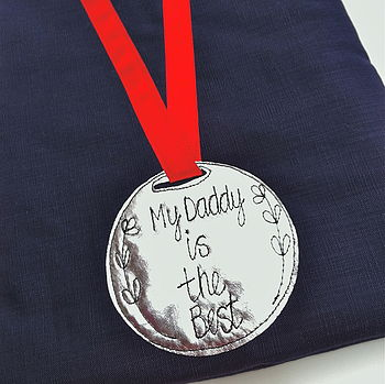 Personalised Medal Case For ⅰPad
