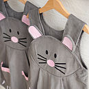 Girl's Mouse Play Dress