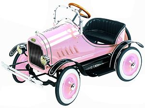 Deluxe Model T Roadster Classic Pedal Car