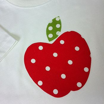 Apple Of My Eye Short Sleeve Tshirt